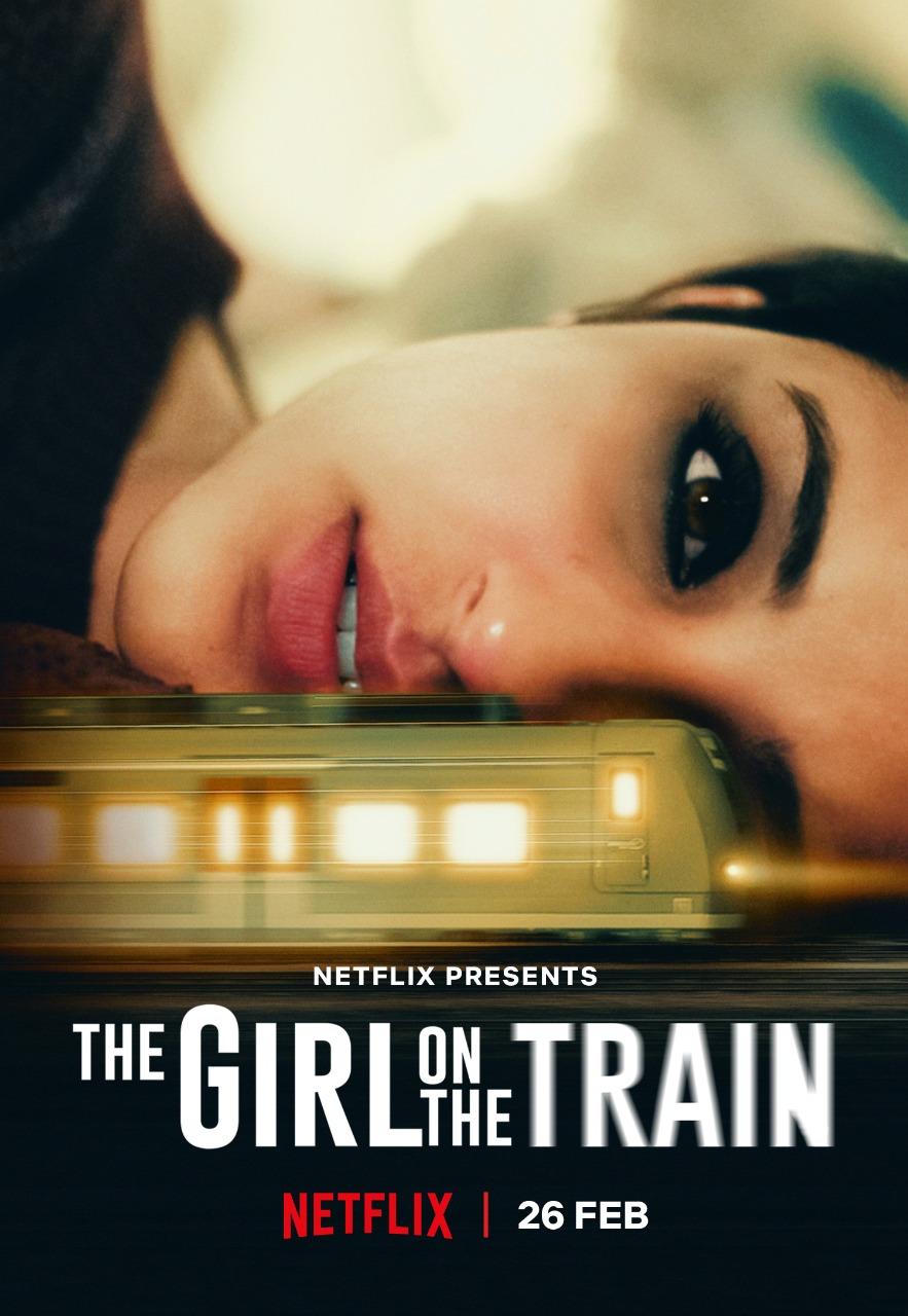 ดูหนัง The Girl on the Train (2021) ฝันร้ายบนเส้นทางหลอน [ซับไทย]
