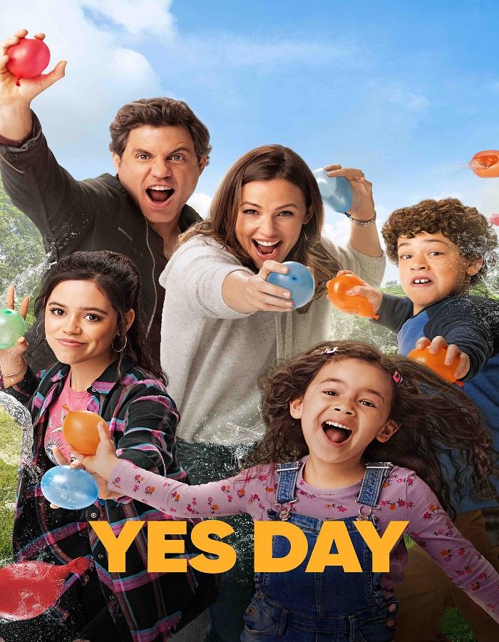 ดูหนัง YES DAY (2021) เยสเดย์ วันนี้ห้ามเซย์โน