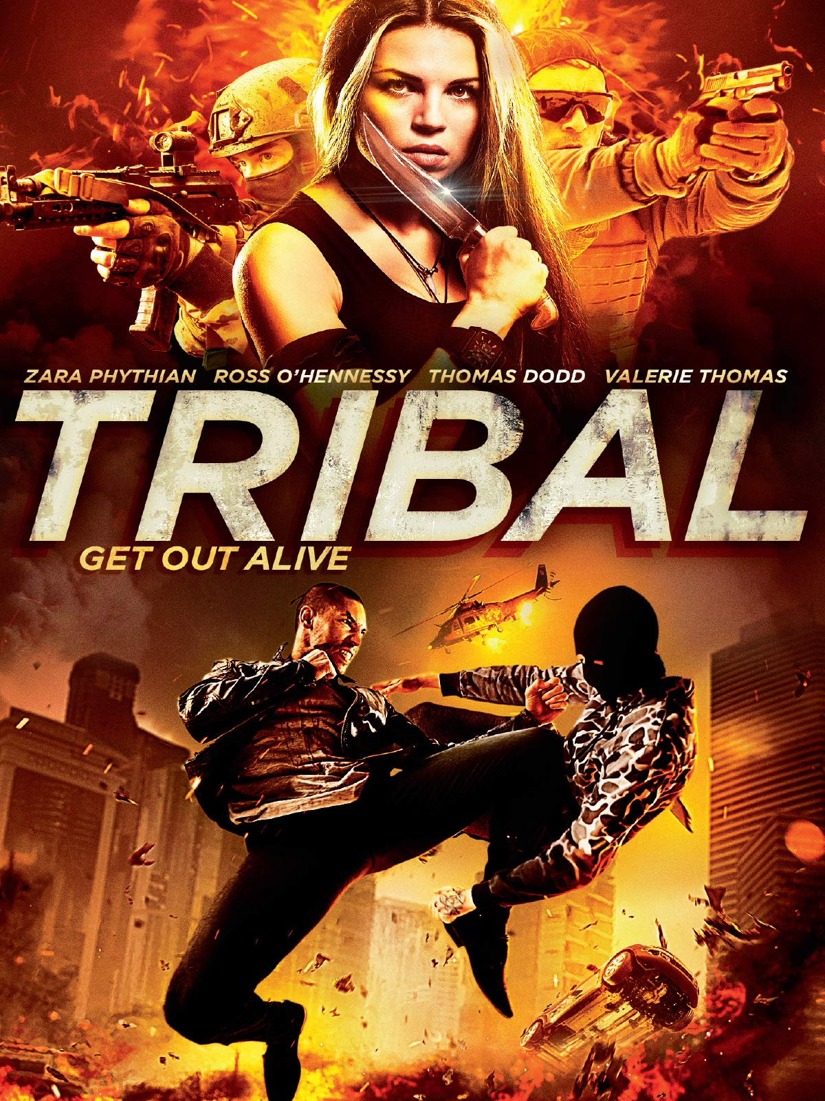 ดูหนัง Tribal: Get Out Alive (2020)