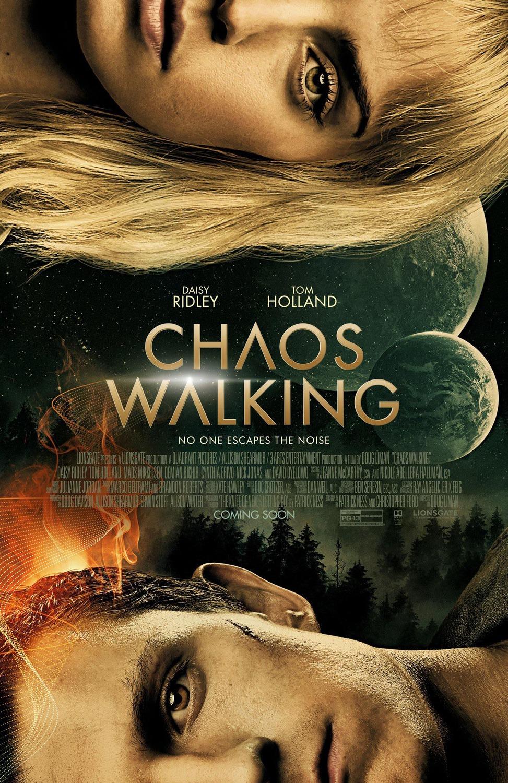 ดูหนัง Chaos Walking (2021) จิตปฏิวัติโลก