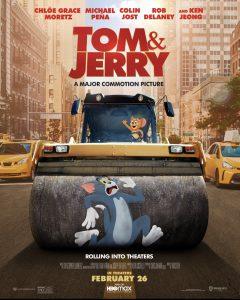 ดูหนัง Tom and Jerry (2021) ทอมแอนด์เจอร์รี่
