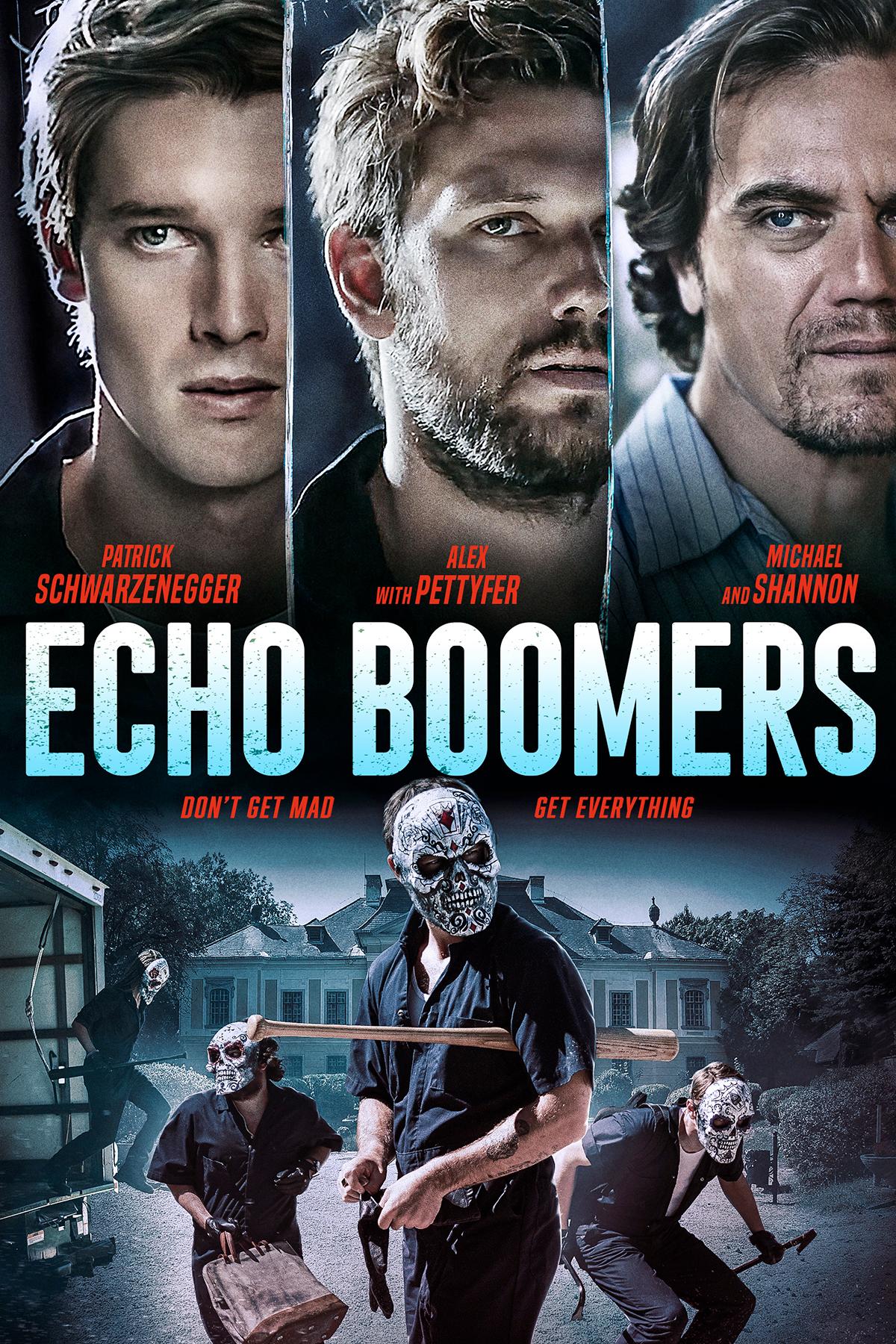 ดูหนัง Echo Boomers (2020) ทีมปล้นคนเจนวาย [ซับไทย]