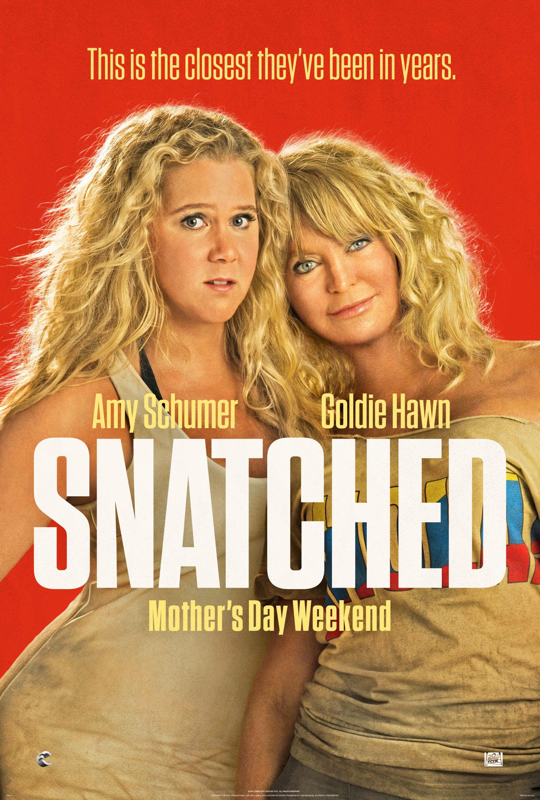 ดูหนัง Snatched (2017) แม่ ลูก ลุย