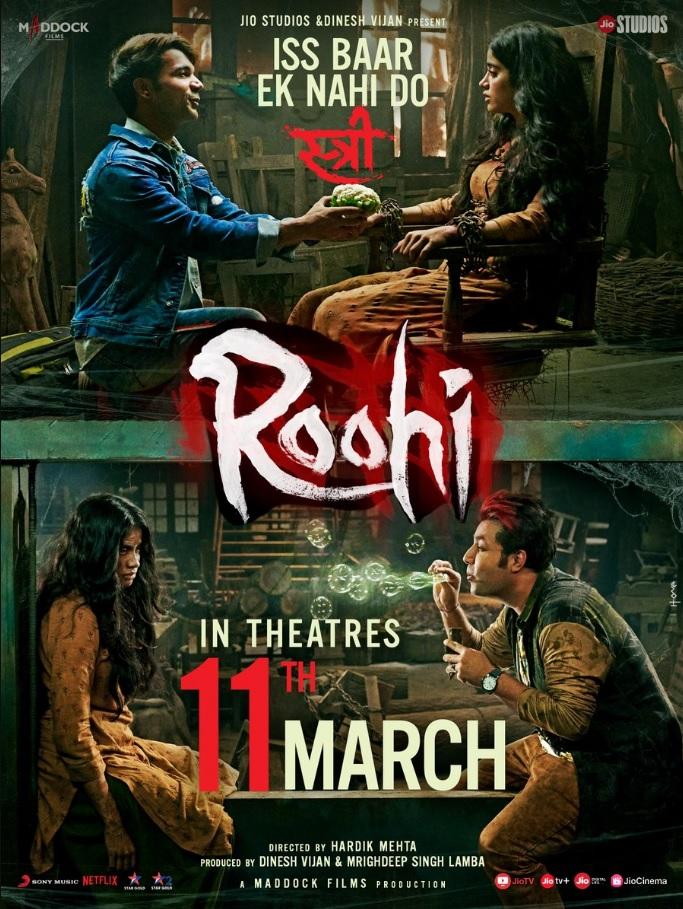 ดูหนัง Roohi (2021) ผีลักเจ้าสาว [ซับไทย]