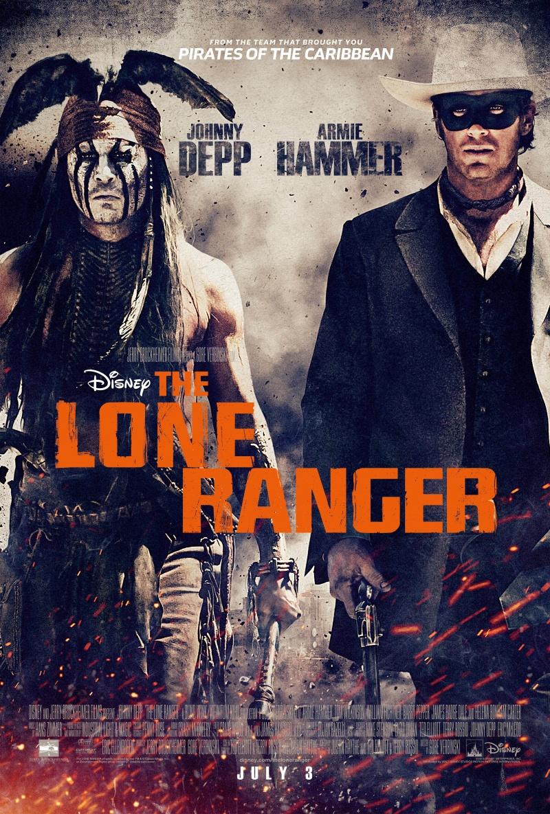 ดูหนัง The Lone Ranger (2013) หน้ากากพิฆาตอธรรม
