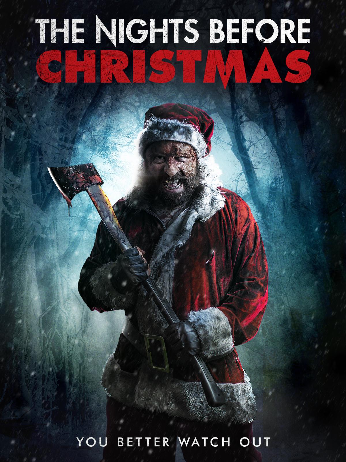 ดูหนัง The Nights Before Christmas (2019)