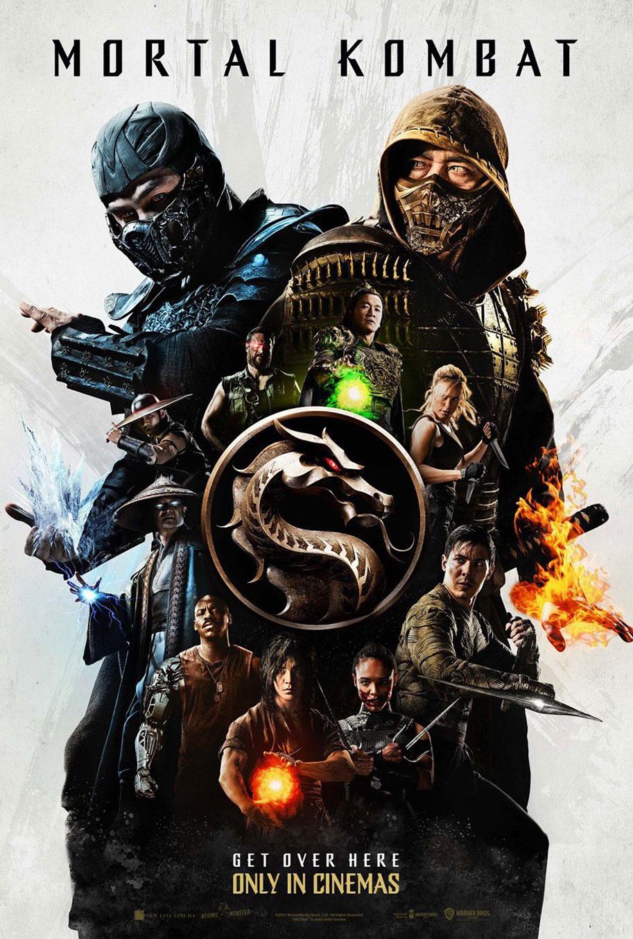 ดูหนัง Mortal Kombat (2021) มอร์ทัล คอมแบท