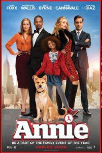 ดูหนัง Annie (2014) หนูน้อยแอนนี่