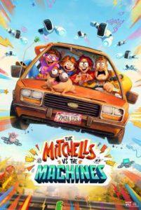 ดูหนัง The Mitchells vs. the Machines (2021) บ้านมิตเชลล์ปะทะจักรกล