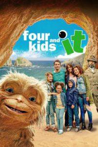 ดูหนัง Four Kids and It (2020)