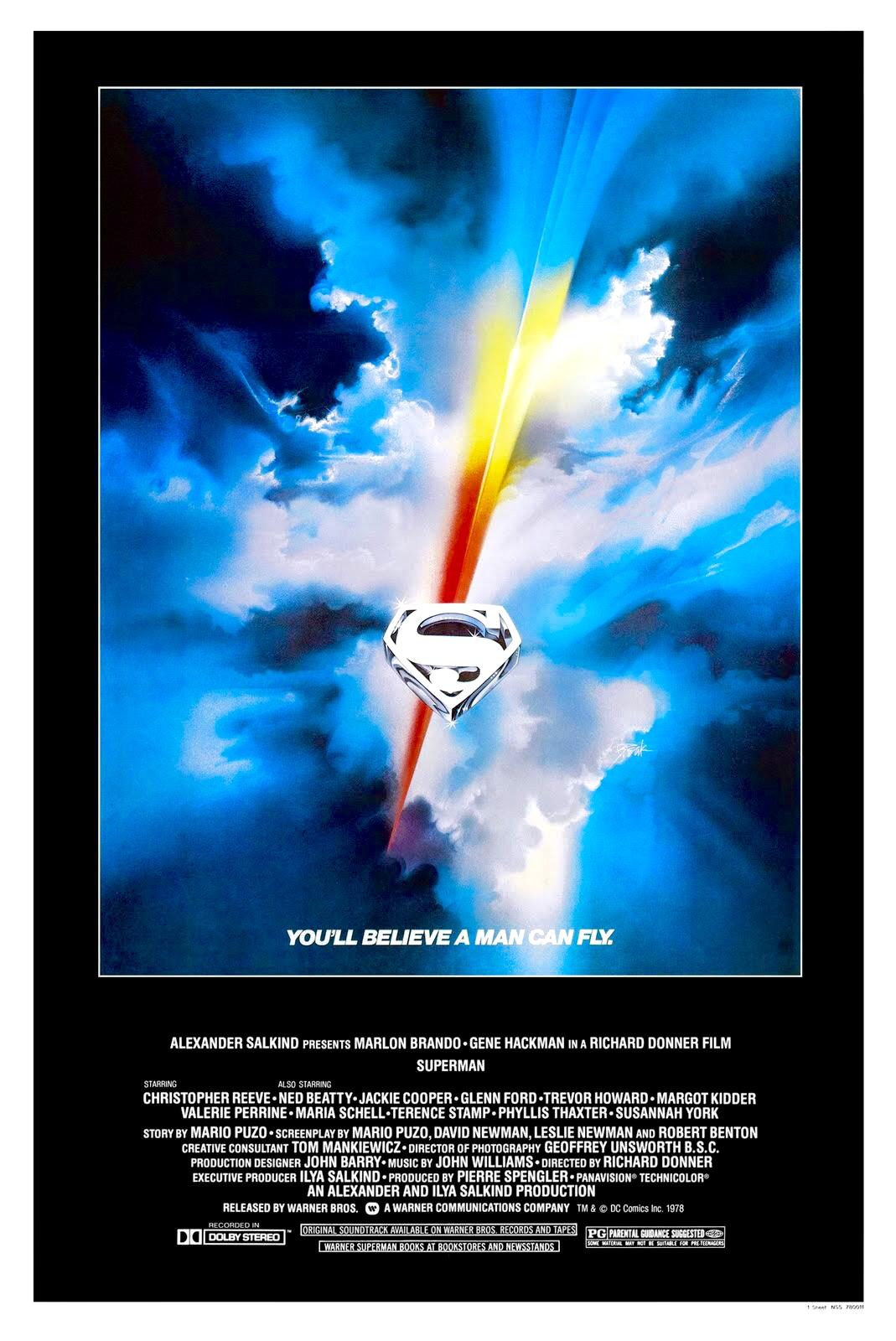 ดูหนัง Superman The Movie (1978) ซูเปอร์แมน ภาค 1