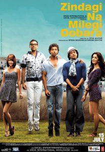 ดูหนัง Zindagi Na Milegi Dobara (2011) [ซับไทย]