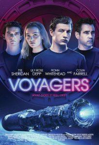 ดูหนัง Voyagers (2021) [ซับไทย]