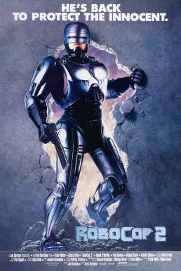 ดูหนัง RoboCop 2 (1990) โรโบคอป ภาค 2