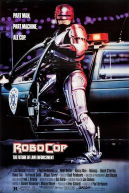 ดูหนัง RoboCop (1987) โรโบคอป ภาค 1