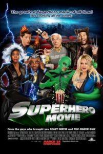 ดูหนัง Superhero Movie (2008) ไอ้แมงปอแมน ฮีโร่ซุปเปอร์รั่ว
