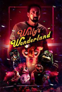 ดูหนัง Willy's Wonderland (2021) หุ่นนรก VS ภารโรงคลั่ง
