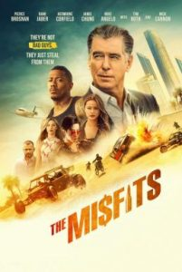 ดูหนัง The Misfits (2021) พยัคฆ์ทรชน ปล้นพลิกโลก [ซับไทย]