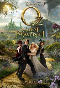 ดูหนัง Oz The Great and Powerful (2013) ออซ มหัศจรรย์พ่อมดผู้ยิ่งใหญ่