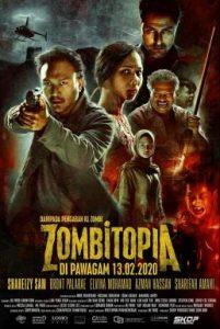 ดูหนัง Zombitopia (2021) [ซับไทย]
