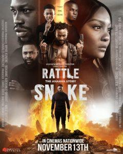 ดูหนัง RattleSnake: The Ahanna Story (2020) ปล้นเหมี้ยม [ซับไทย]
