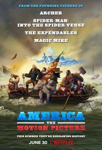 ดูหนัง America: The Motion Picture (2021) อเมริกา: เดอะ โมชั่น พิคเจอร์