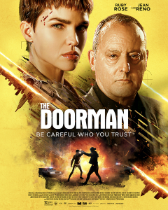 ดูหนัง The Doorman (2020)