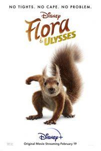 ดูหนัง Flora & Ulysses (2021)