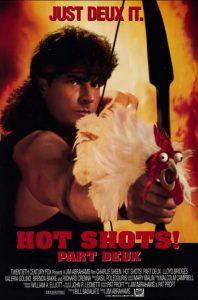 ดูหนัง Hot Shots! 2 Part Deux (1993) ฮ็อต ช็อต 2 เสืออากาศจิตป่วน นักรบแรมเบอะ