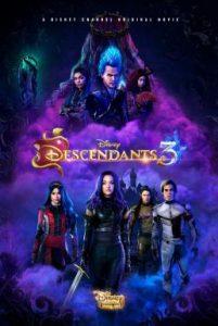 ดูหนัง Descendants 3 (2019) รวมพลทายาทตัวร้าย 3