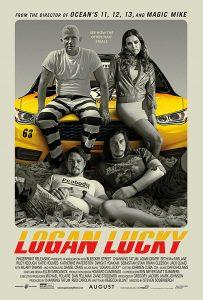 ดูหนัง Logan Lucky (2017) แผนปล้นลัคกี้ โชคดีนะโลแกน
