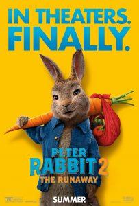 ดูหนัง Peter Rabbit 2: The Runaway (2021) ปีเตอร์ แรบบิท 2 [ซับไทย]
