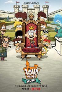ดูหนัง The Loud House Movie (2021) ครอบครัวตระกูลลาวด์