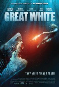 ดูหนัง Great White (2021) เทพเจ้าสีขาว [ซับไทย]