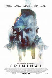 ดูหนัง Criminal (2016) คนสมองเดือด