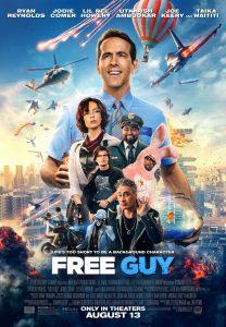 ดูหนัง Free Guy (2021) ขอสักทีพี่จะเป็นฮีโร่ [ซับไทย]