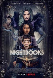 ดูหนัง Nightbooks (2021) ไนต์บุ๊คส์