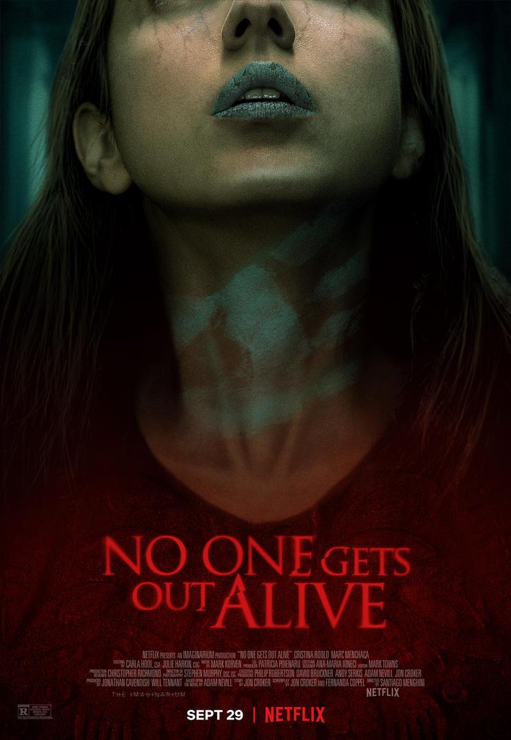ดูหนัง No One Gets Out Alive (2021) ห้องเช่าขังตาย