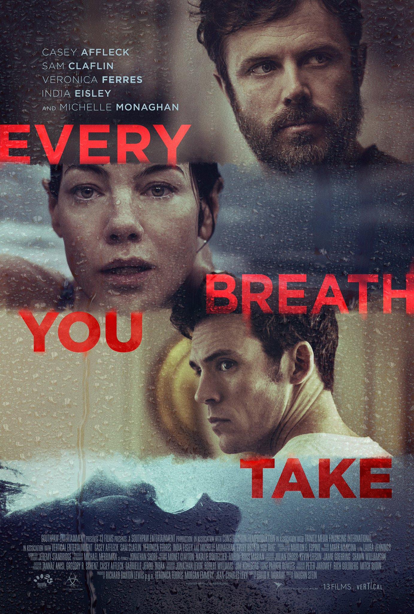 ดูหนัง Every Breath You Take (2021) ทุกลมหายใจ [ซับไทย]