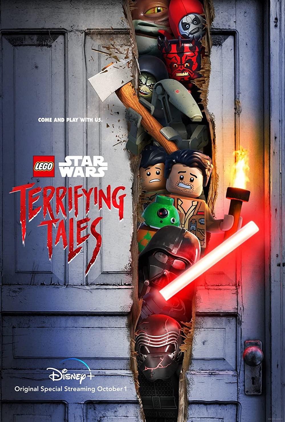 ดูหนัง Lego Star Wars Terrifying Tales (2021) [ซับไทย]
