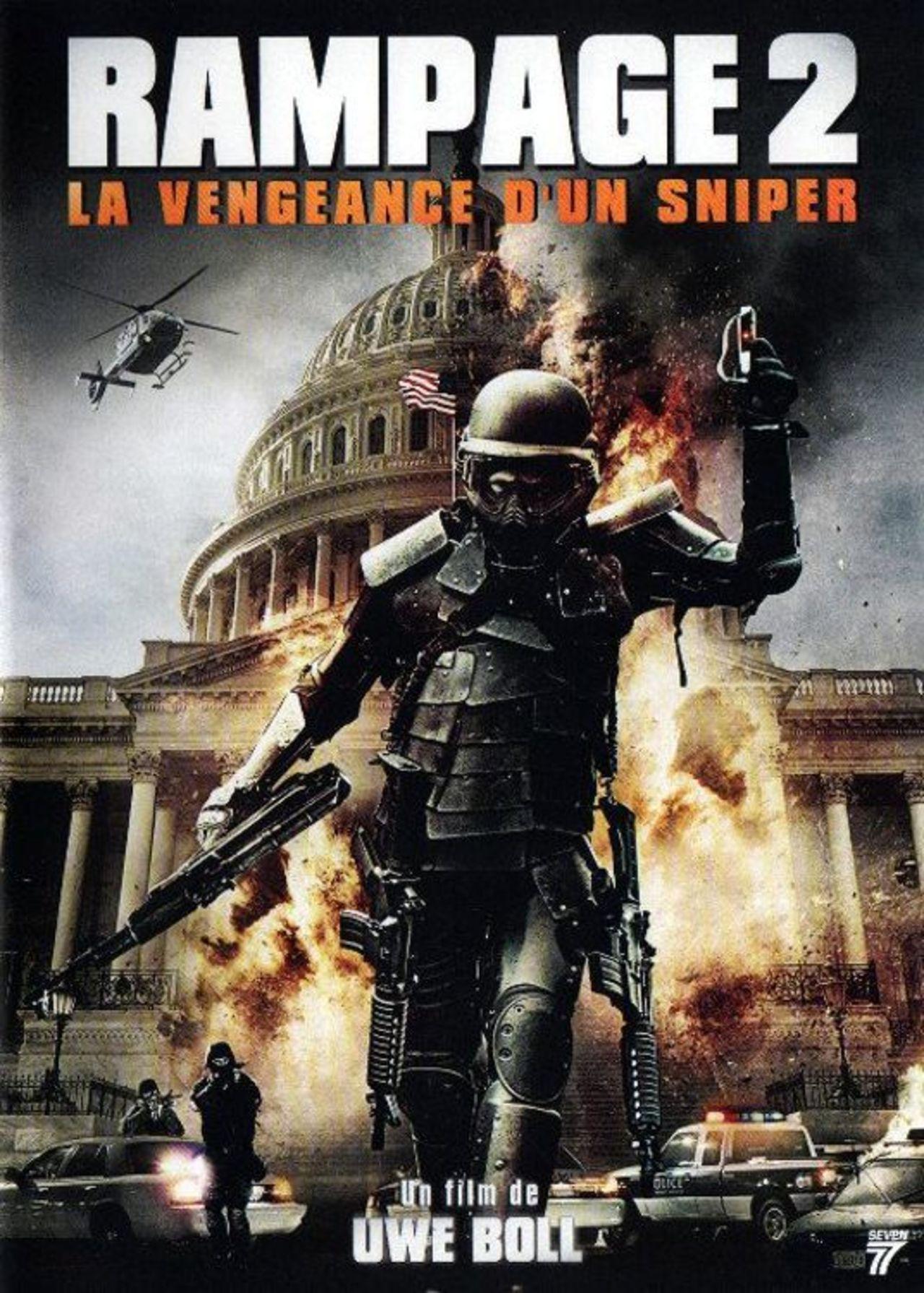 ดูหนัง Rampage 2 Capital Punishment (2014) คนโหดล้างเมืองโฉด 2