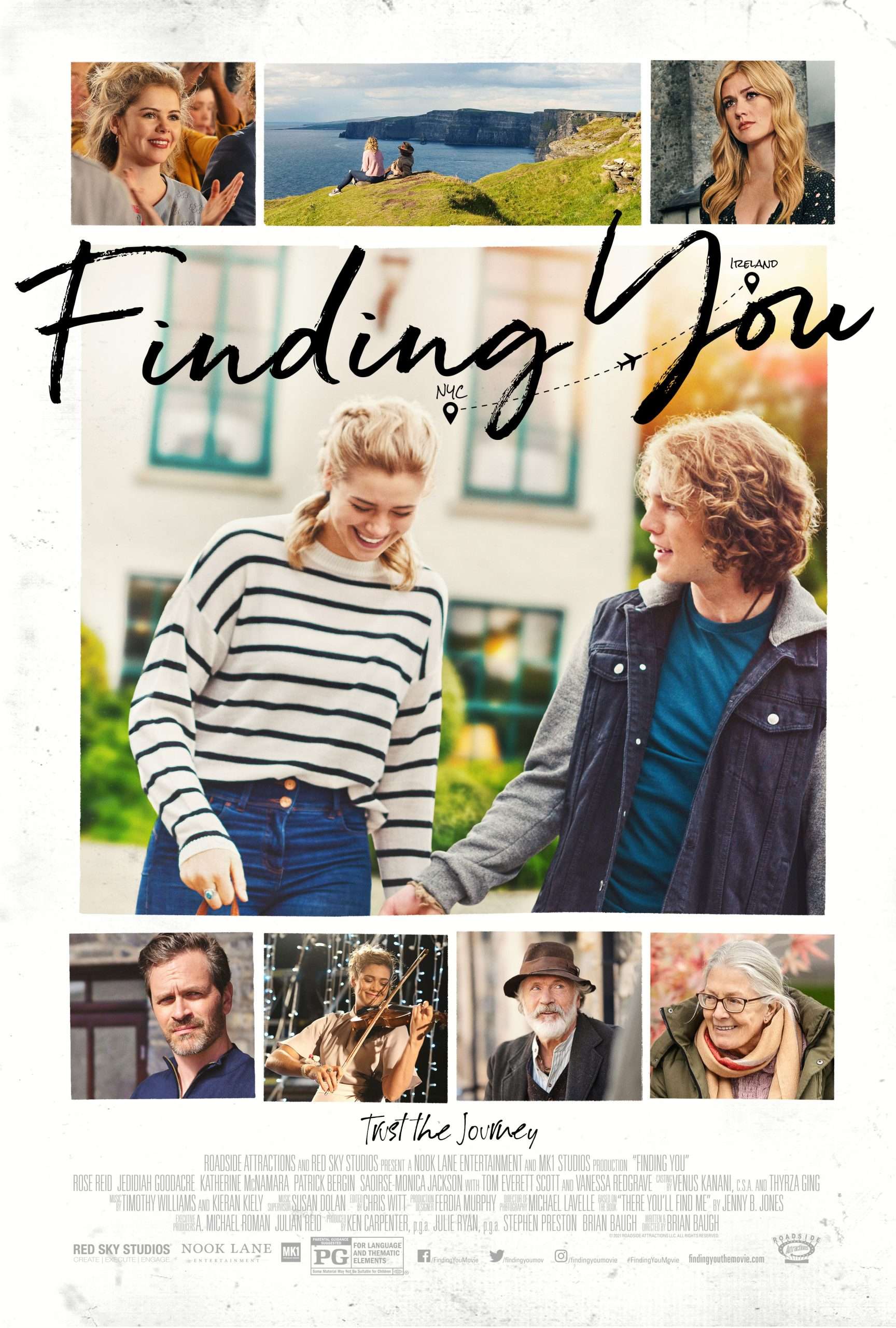 ดูหนัง Finding You (2021) ตามหาเธอ [ซับไทย]