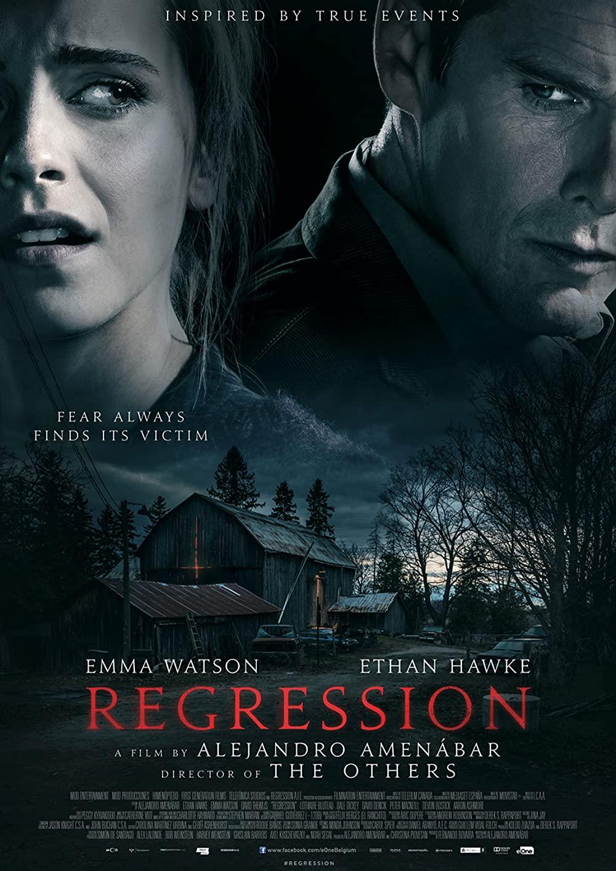 ดูหนัง Regression (2015) สัมผัส ผวา