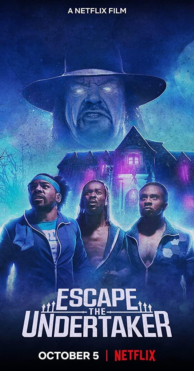 ดูหนัง Escape The Undertaker (2021) หนีดิอันเดอร์เทเกอร์