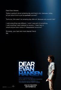 ดูหนัง Dear Evan Hansen (2021) เป็นวัยรุ่นมันยาก [ซับอังกฤษ]