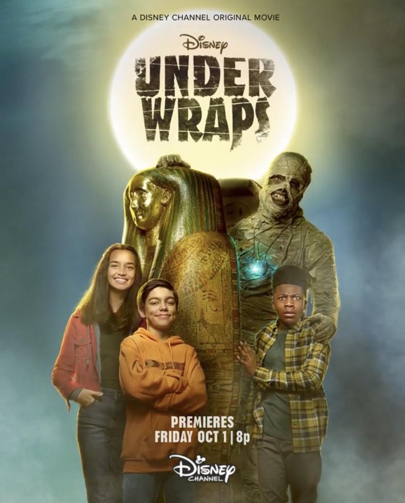 ดูหนัง Under Wraps (2021) มัมมี่ผีน่ารักมาก [ซับไทย]